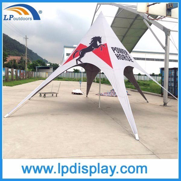 Outdoor Exhibition Advertising Kiosk Tent