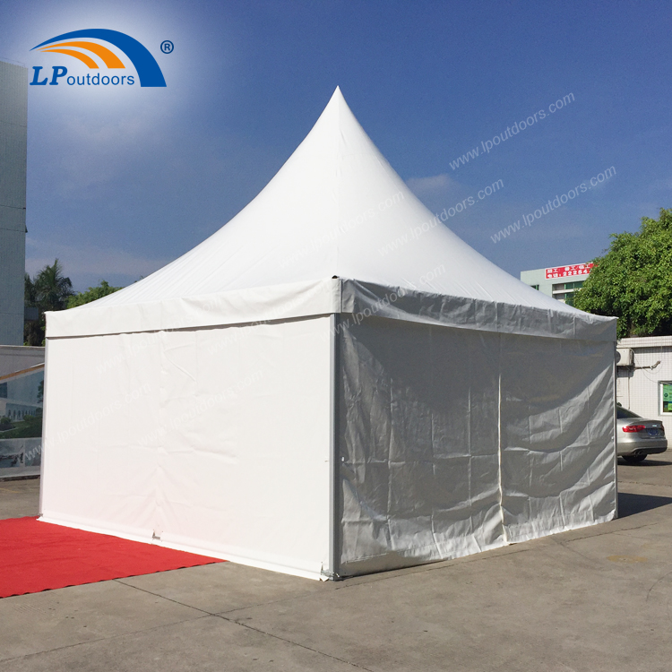 5x5m PVC Tent Chinese Marquee Pagoda Tent For Sale