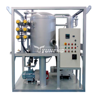 ZJB Transformer Oil Dehydration and Degasssing Machine Remove Water Gas Particles