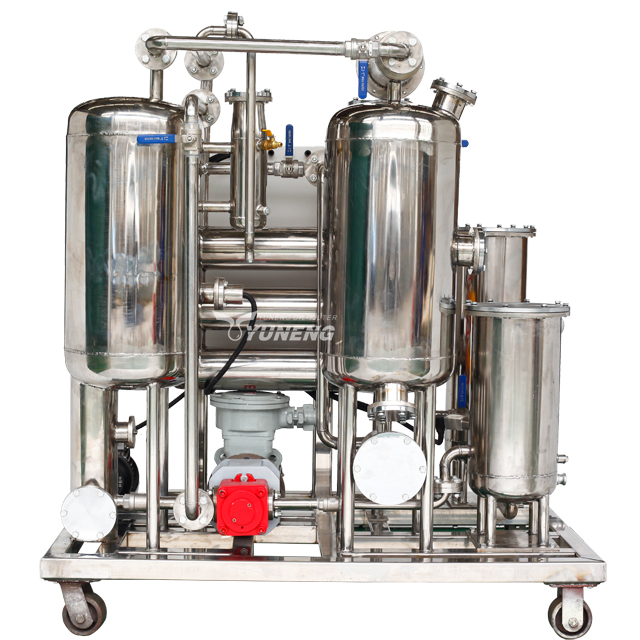 KYJ Vacuum Type Fire-Resistant Oil Purification Machine( EH Oil Purification Machine)
