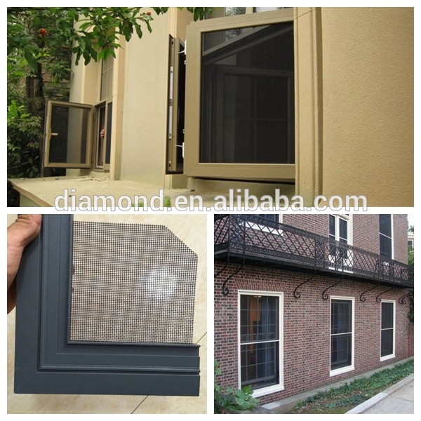 Security Window Screen Application