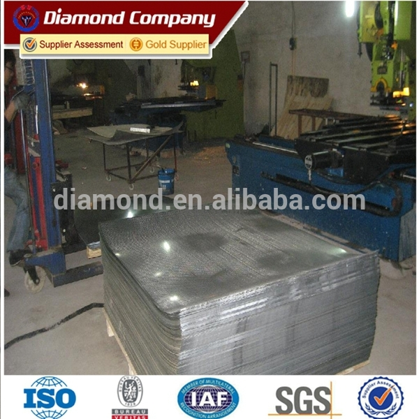 Products Process of Perforated Metal