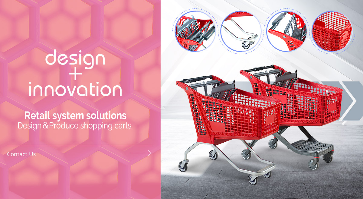 yirunda shopping carts design