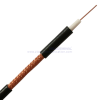 RG6/U S BC 95% BC PVC 75 Ohm CCTV coaxial Cable