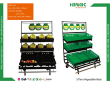 3 Tiers Vegetable Rack