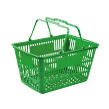 31L Double Handle Shopping Basket B-9