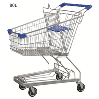 BG Series Shopping Cart Shopping Trolley