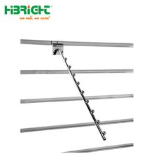 Slatwall Waterfall Clothing Hanger