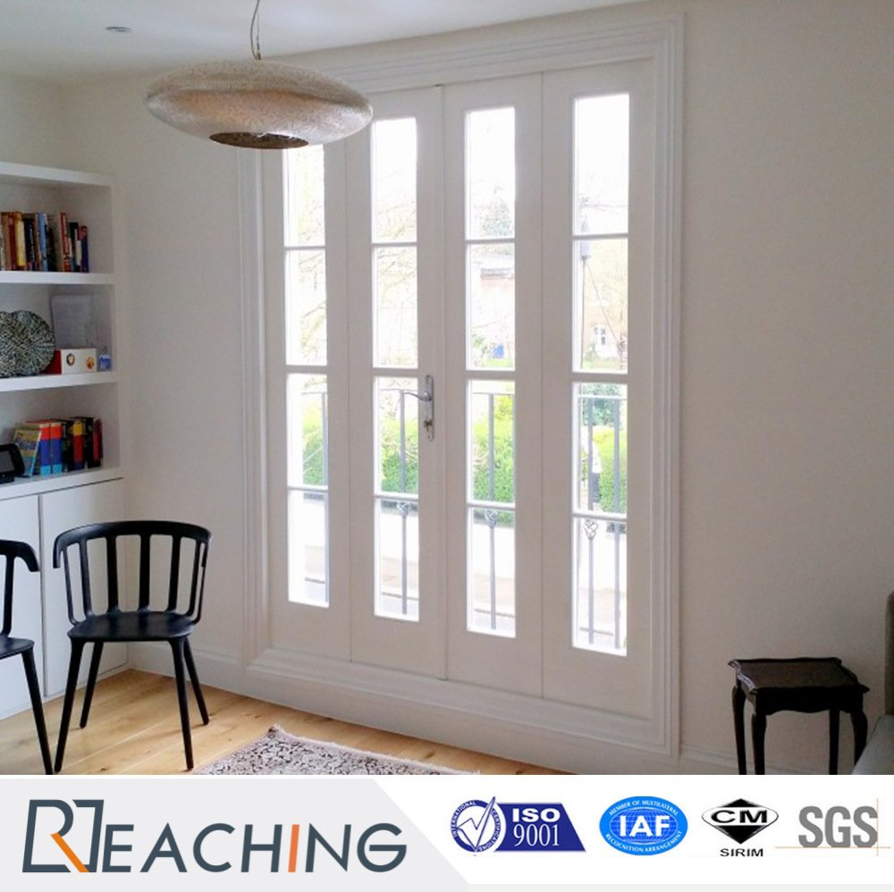 High Quality UPVC Profile PVC Bathroom Door Price Interior Glass ...