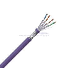 F/FTP CAT 6A BC LSZH Twisted Pair Installation Cable