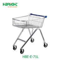 E Series Shopping Cart Shopping Trolley