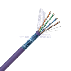 FUTP CAT 6A Twisted Pair Installation Cable