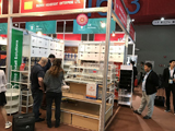 Highbright got great success at 123th Canton Fair