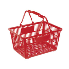 24L Double Handle Shopping Basket B-28