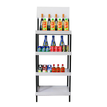 Plastic Display Racks Floor-standing Units
