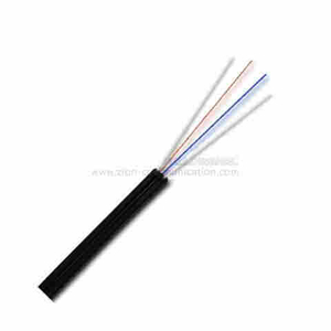 FTTH fiber optic drop cable GJXFH-2 G657A1 GFRP