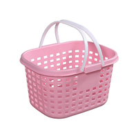 35L Double Handle Shopping Basket B-42