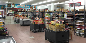 New Zealand grocery supermarket 600m2 2015-04
