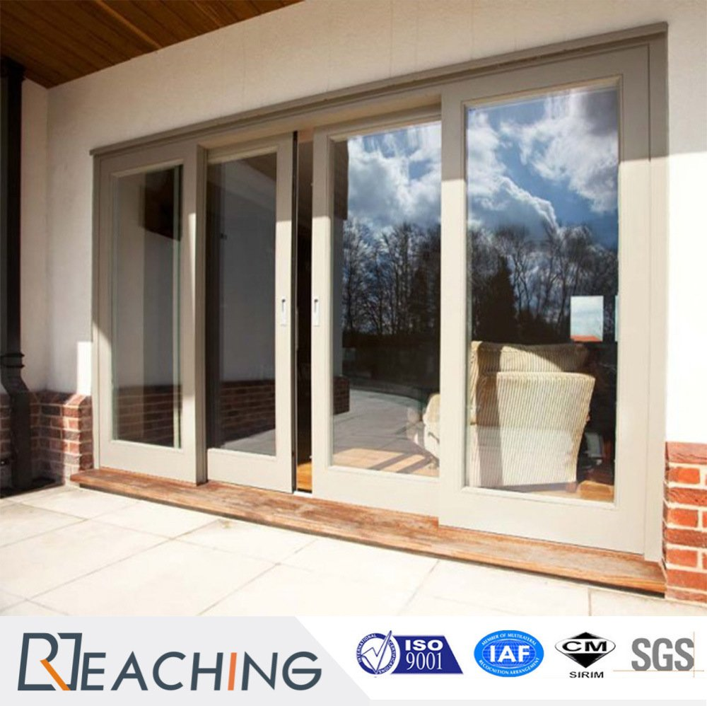 High Quality Double Glazed Design Upvc Sliding Doors From China