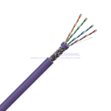 SF/UTP CAT 5E Twisted Pair Installation Cable BC LSZH