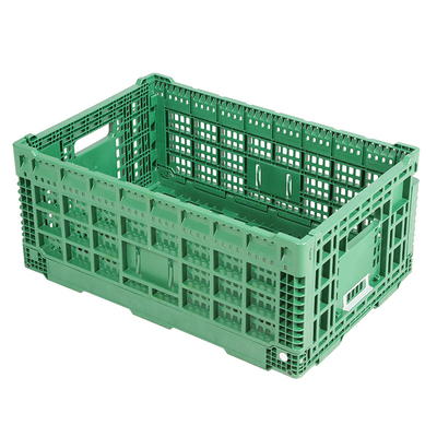 HDPE Plastic Foldable Collapsible Crate 6426