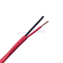 16AWG 2/C STR Mid.Capaitance Shielded FPLR-CL2R Fire Alarm Cables