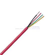 16AWG 4C SOL FPLR Fire Alarm Cables