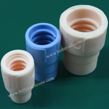 Elastomer Metal Plastic Silicone Rubber Bushing Washer