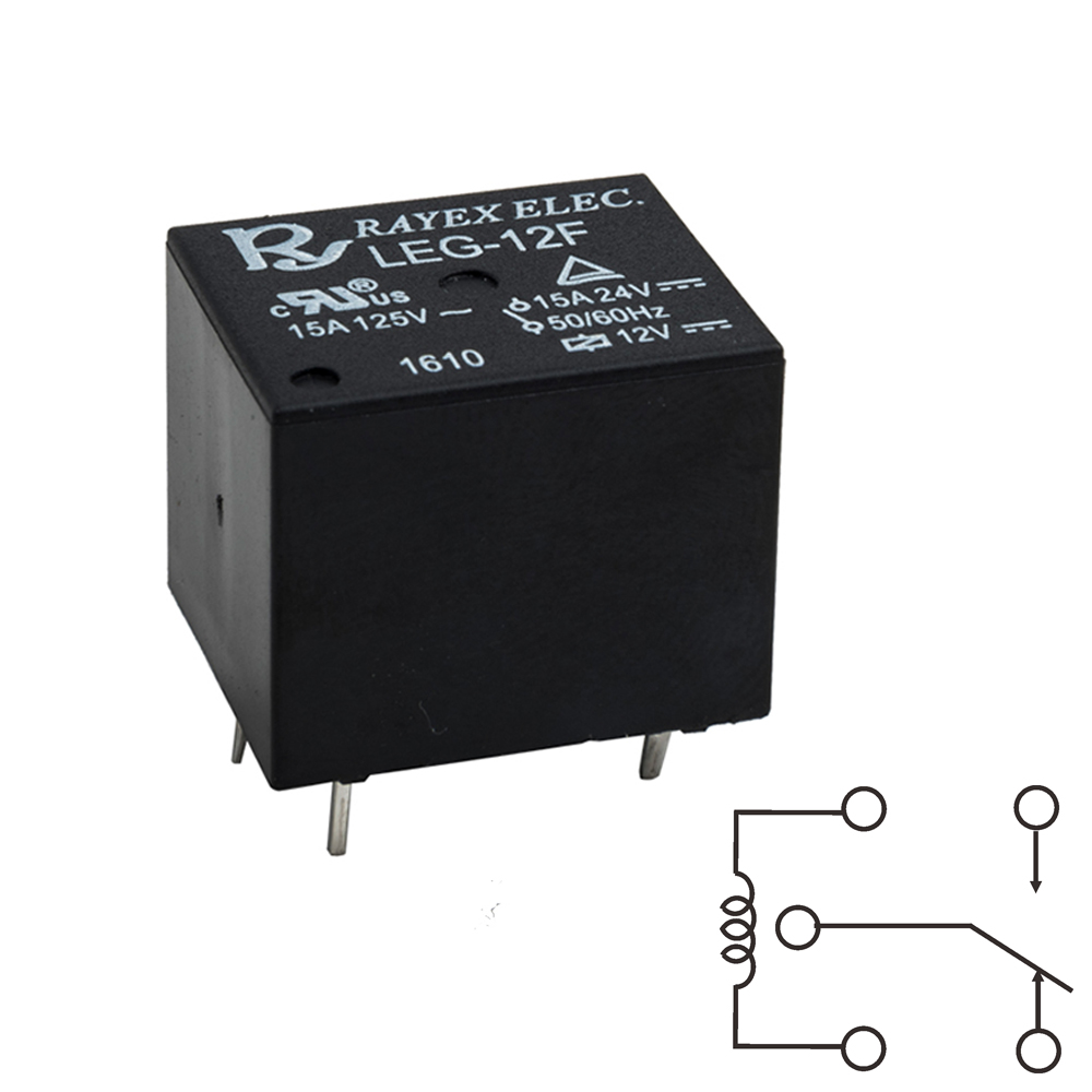 Leg F15a Series Buy 12v Dc Relay Operation Switch Electronic