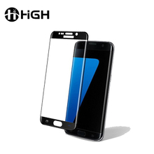 9H 2.5d Tempered Glass for Samsung S7 Edge Screen Protector