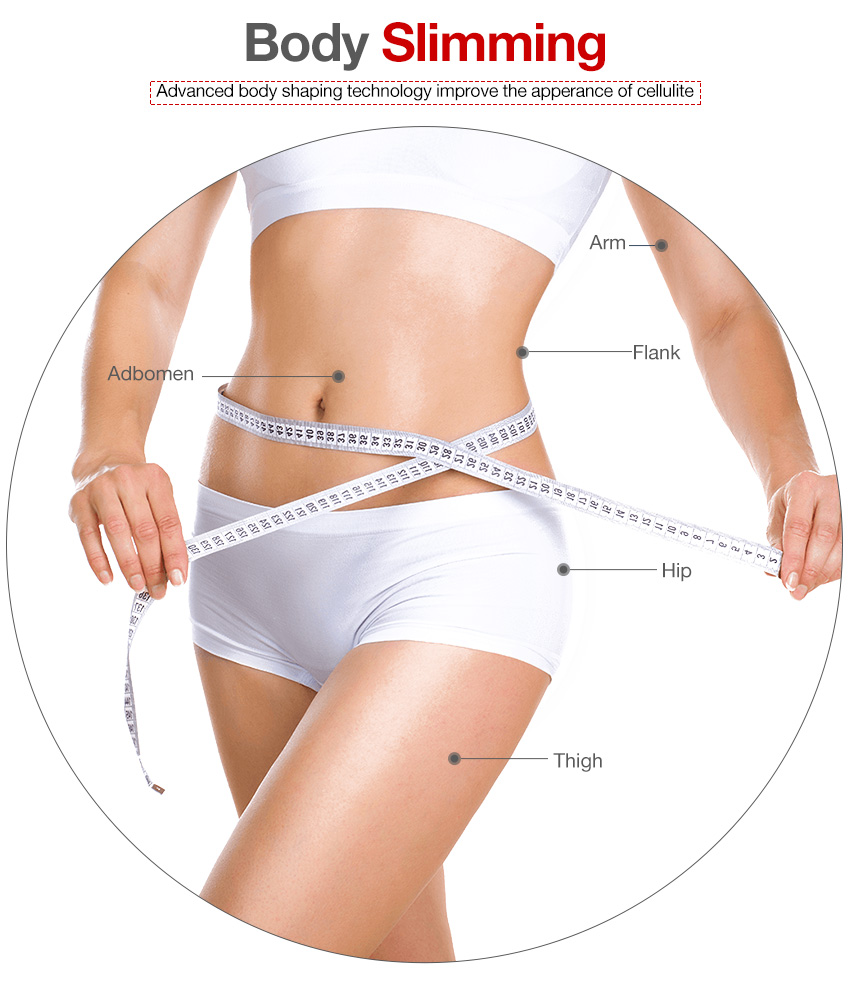 Cryo laser lifting body slimming