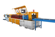 HZ steel panel fascia roll forming machine