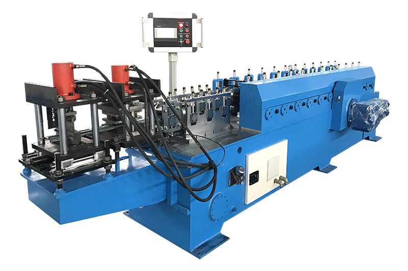 ROLLER UP DOOR FORMING MACHINE