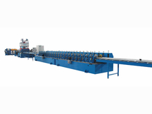 SINGLE PANEL LINE ROLL FORMING MACHINE