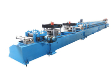 SOLAR POST ROLL FORMING MACHINE