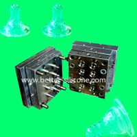 LSR Precision Liquid Silicone Mould