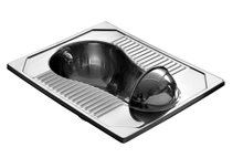 stainless steel toilet pan