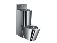 combination wc and basin units