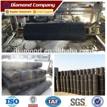 High strength extruded plain plastic wire mesh( passed ISO9001,14001 BV SGS)