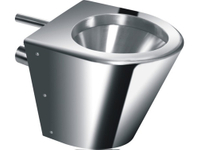 stainless steel wc toilet