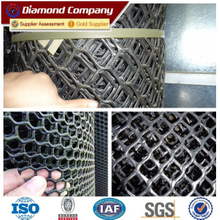 heavy duty rigid plain plastic mesh netting for car parking mattress